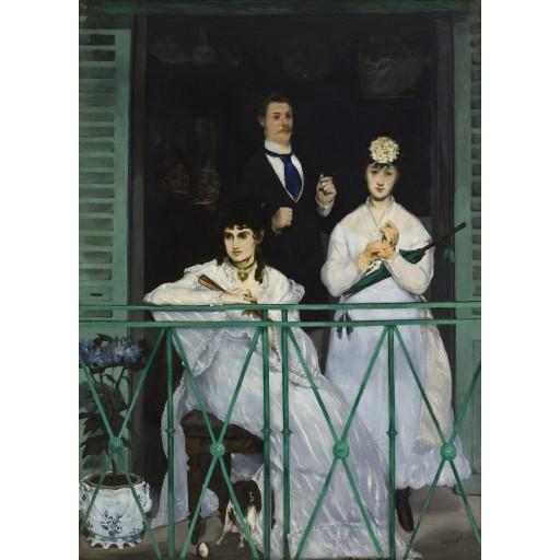 Tablou Balconul - Edouard Manet