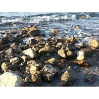 Tablou canvas pietre in apa