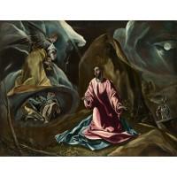 Tablou Agonie in Grădina Gethsemane - El Greco