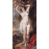 Tablou Andromeda - Peter Paul Rubens