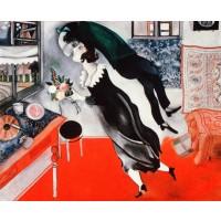 Tablou Aniversarea - Marc Chagall