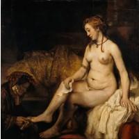 Tablou Batseba - Rembrandt van Rijn