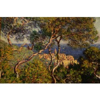 Tablou Bordighera - Claude Monet