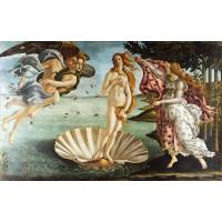 Botticelli Nașterea lui Venus