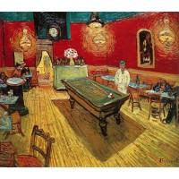 Tablou Cafeneaua de noapte - Vincent van Gogh