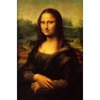 Leonardo da Vinci - Mona Lisa / Gioconda