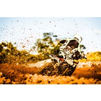 Tablou canvas - Enduro - Dirt Bike