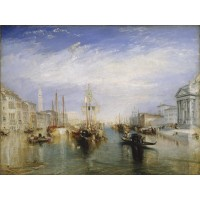 Tablou Grand Canal, Veneţia - Joseph Mallord William Turner