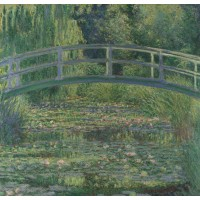 Tablou Iazul cu nuferi - Claude Monet
