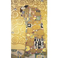 Tablou Implinirea - Gustav Klimt