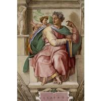 Tablou Isaiah - Michelangelo Buonarroti
