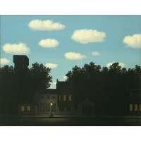 Tablou Kingdom of Light - Rene Magritte