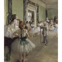 Tabolu Lectii de dans - Edgar Degas