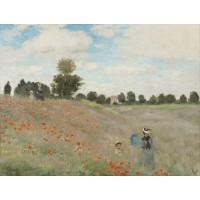 Tablou Maci la Argenteuil - Claude Monet