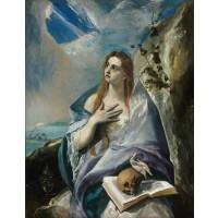 Tablou Maria Magdalena in penitenţă - El Greco