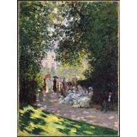 Monet : Parcul Monceau 2