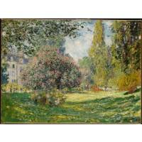 Monet : Parcul Monceau