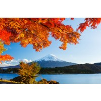 Tablou canvas - Muntele Fuji