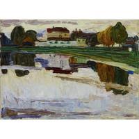 Tablou Nymphenburg - Wassily Kandinsky