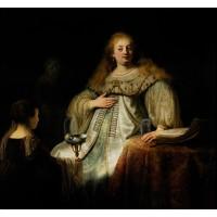 Rembrandt : Artemisia