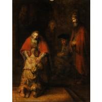 Rembrandt - Întoarcerea Fiului Risipitor