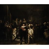 Rondul de Noapte - Rembrandt van Rijn