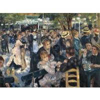 Renoir: Bal la Moulin de la Galette