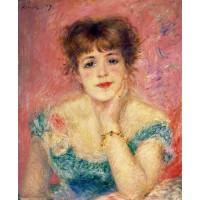 Renoir - Portretul lui Jeanne Samary