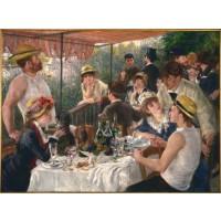 Renoir : Prânzul Canotierilor