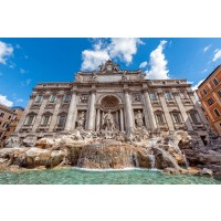 Tabou Canvas Roma - Fontana di Trevi