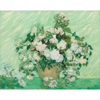 Tablou Roses - Vincent van Gogh