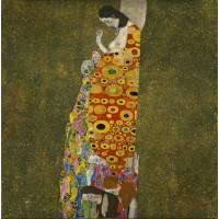 Tablou Speranta - Gustav Klimt
