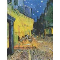 Tablou Terasa unei cafenele noaptea - Vincent van Gogh