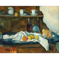Tablou The Buffet - Paul Cezanne
