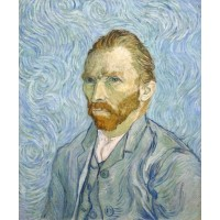 Van Gogh Autoportret 1889