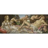 Tablou Venus si Marte - Sandro Botticelli