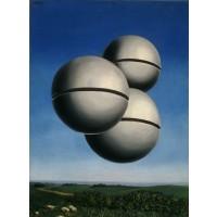 Tablou Vocea vantului - Rene Magritte