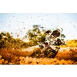 Tablou canvas - Enduro - Dirt Bike