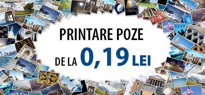 Printare Poze 0,19 Lei